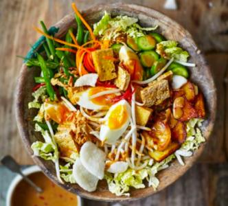 peanut-salad